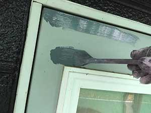 前橋市関根町Y様邸ドア塗装