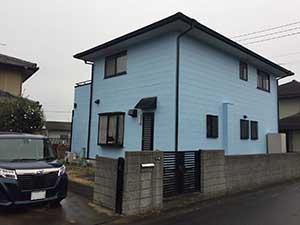 伊勢崎市外壁屋根塗装後