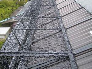 フェンス型