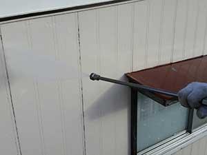 吉岡町 外壁洗浄