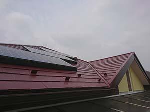藤岡市 屋根塗装 完了