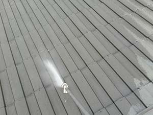 藤岡市 屋根外壁塗装 屋根洗浄