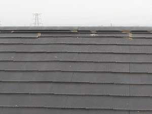 前橋市富士見 屋根塗装前