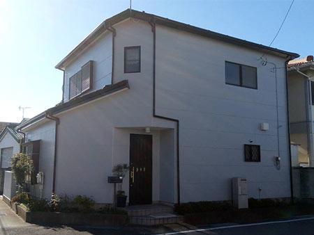 前橋市三俣町 外壁屋根塗装 アフター