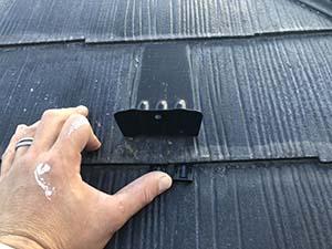 屋根塗装 屋根タスペーサー