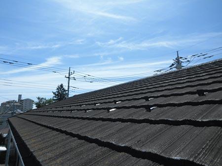 前橋市岩神町 外壁塗装・屋根塗装 ビフォー
