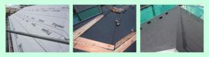 トタン屋根カバー工法