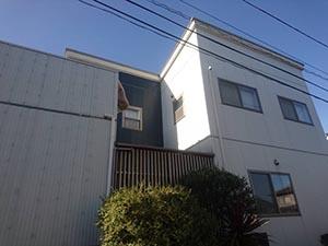 高崎市上中居町 外壁屋根塗装工事