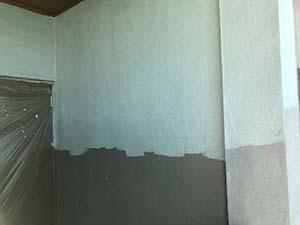 桐生市相生町 外壁下塗り