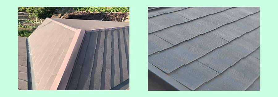 コロニアル屋根のメンテナンス方法