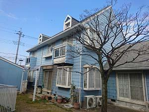 前橋市天川大島町屋根外壁塗装