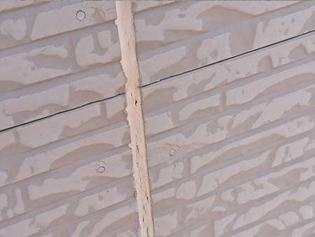 前橋市天川大島町 外壁コーキング ビフォー