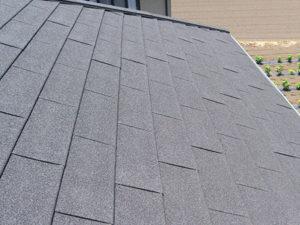 屋根カバー工法 完工