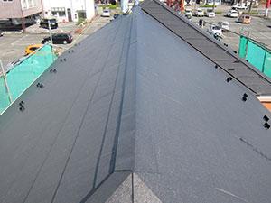 屋根葺き替え長い耐久性