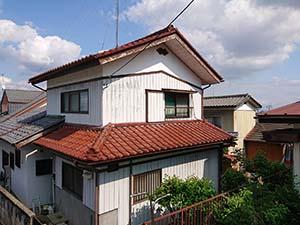 渋川市外壁塗装